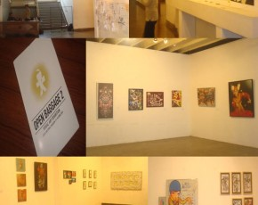11 - 14  April 2013,  &#039;Pameran Seni Rupa&#039;  &quot; MSD&quot;   at  JNM