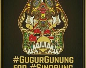 """23 Januari 2014, """" MUSIK """" , ' #GugurGUnung FOR #SINABUNG '  at Pendopo Ajiyasa"""