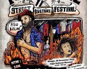 """28 Desember 2014 KARTEL AWUL present """" STREET KULTURE FESTIVAL """" @Hall JNM"""