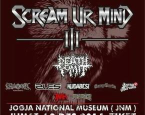 """19 Desember 2014 G-GROUND """"SCREAM UR MIND III"""" @Pendopo Ajiyasa JNM"""