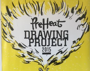 "5 - 12 September 2015 ""Pre Heat - DRAWING PROJECT"" @ Ged. Jogja national museum"