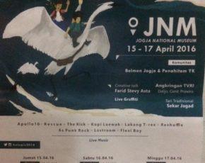 Pameran Seni ( 15 - 17 April 2016 )