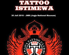 "Festival Budaya Kontemporer ""TATTOO ISTIMEWA"" 30 Juli 2016 ( © Java Tattoo Club Indonesia ) @ Jogja Ntional Museum"