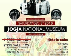 FSTVLST and Other Performance # UAD # 3 - 4 Desember 2016 at jogja national museum
