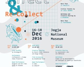 Diskomfest 07: We Infect and Re-Collect, 16 - 18 Desember 2016  at jogja national museum