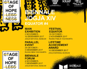 "Biennale Jogja XIV, ""Age of Hope"" 