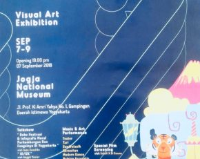 Visual Art Exhibition # 7-9 September 2018 @jogjanationalmuseum
