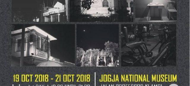 PHOTOGRAPHY EXHIBITION @jogjanationalmuseum # 19 - 21 Oktober 2018