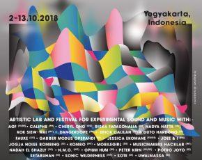 "Rangkaian acara ""nusasonic - crossing aural geographies"" # 12 Oktober 2018 @jogjanationalmuseum"