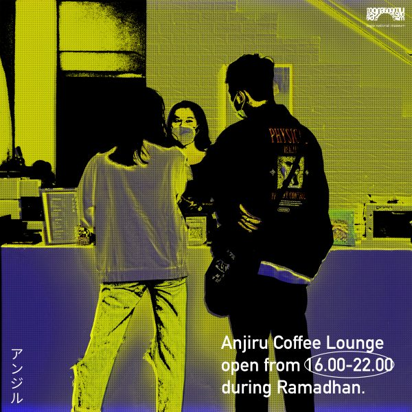 New opening hours Anjiru Coffee Lounge
