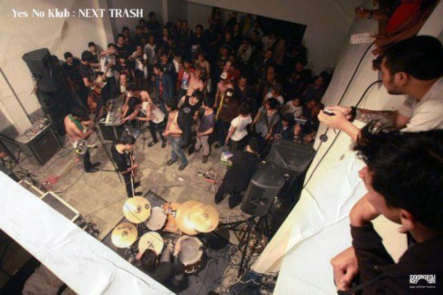 Yes No Klub : Next Trash #1 , circa 2010