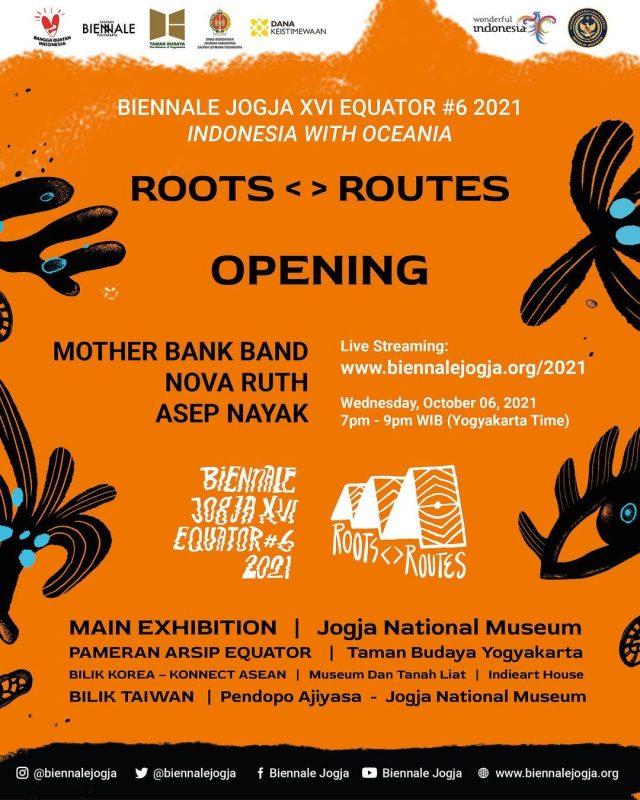 Biennale Jogja XVI Equator #6 2021